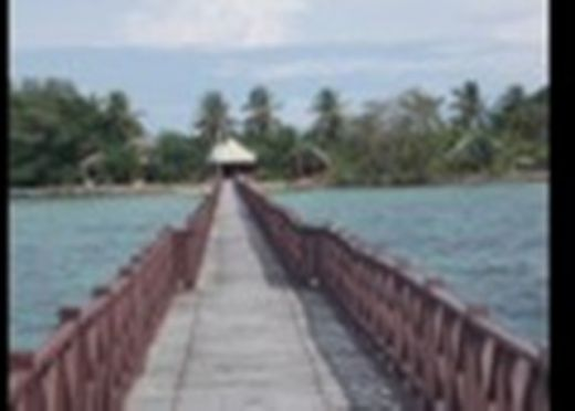 Objek Wisata Pulau Panjang, Tempat Santai Mempesona yang Masih Butuh Sentuhan di Aia Bangih Pasaman Barat