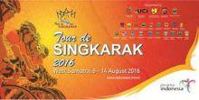 Ini Rute Etape Terakhir Tour De Singkarak 2016 Bukittinggi-Padang Hari Minggu Besok