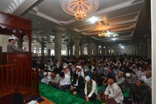 Momentum Idul Adha, Wawako: Kita Jadikan Ajang Menuju Padang Panjang Jaya