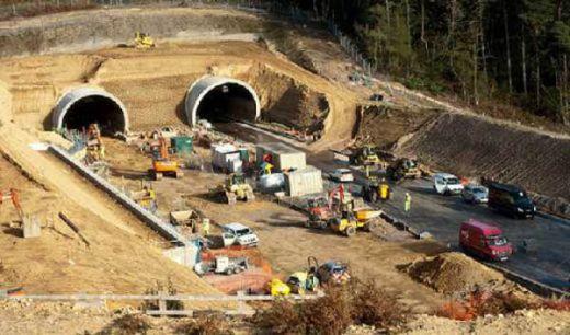 Bertemu JICA, Terowongan Tol Pekanbaru - Padang Sepanjang 8,95 Km akan Dikerjakan Jepang