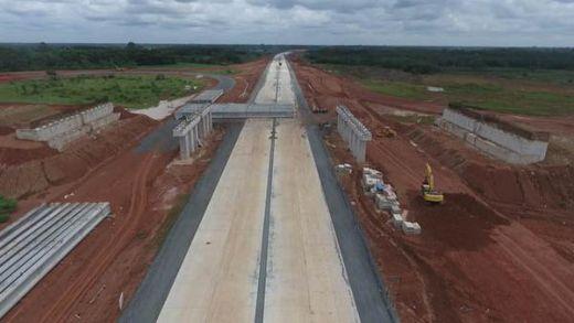 Tol Pekanbaru - Padang Sudah tak Masalah, Trase akan Masuk Tarok City Pariaman
