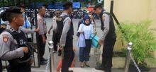Pasca-teror Bom di Mapolrestabes Medan, Polresta Padang Perketat Pengamanan