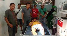 Berusaha Kabur, Pencuri Sepeda Motor Ditembak Petugas Polres Dharmasraya
