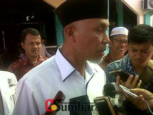 Ucapkan Rasa Syukur, Walikota Padang Menangis Saksikan Bersatunya Perti dengan Persatuan Tarbiyah Islamiyah di Sumatera Barat