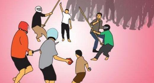 Tawuran di Malam Ramadan, Puluhan ABG Diamankan Polisi di Agam