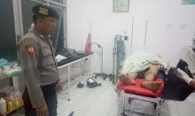 Sedang Naik Motor Tertimpa Muatan Truk, Suami Istri Asal Sawahlunto Tewas di Sijunjung