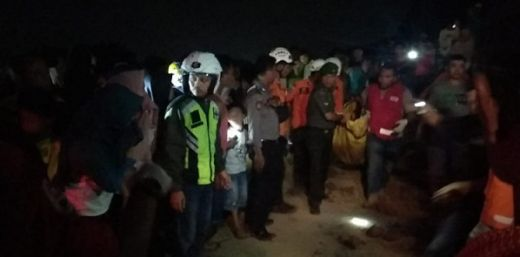 5 Jam Dilakukan Pencarian, Jasad Pekerja Tambang Tertimbun Longsor di Padang Akhirnya Ditemukan