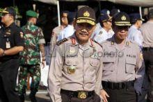 Warga Padang Senang Kapolri Datang, Macet di Depan Hotel Basko Langsung Hilang