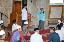 Jumling Walikota Padang, Warga Kampuang Lapai Berkeluh Kesah Soal Ancaman Banjir