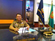 Larang Peringatan Valentine Day, Satpol PP Kota Padang Razia Cafe dan Hotel Jelang Subuh