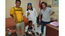 Curi HP di Musala, Pemuda Ini Ditangkap Tim Gagak Hitam Polres Padang Pariaman