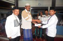 Dandim Padang Pimpin TSR II ke Masjid Baitul Ridho, Jadikan Puasa Sebagai Wahana Pengendalian Diri