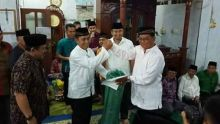 Pimpin TSR Sambangi Dharmasraya, Danrem 032/Wirabraja: Mari Terus Bangun Kewaspadaan dari Gangguan Keamanan