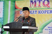 Lomba MTQ dan Dai Keluarga Koperasi, Semarakkan Ramadan di Padang