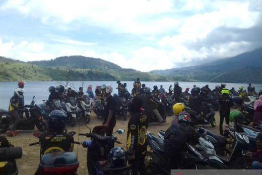 Dibuka Lagi, Objek Wisata Danau Talang Sudah Dikunjungi 500 Orang Per Hari