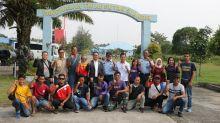 Syahrul Furqan Beri Motivasi pada Atlit Paralayang Sumbar yang Ikut Prakualifikasi PON 2020