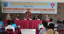 Bupati Mentawai: Narkoba Harus Menjadi Musuh Generasi Muda