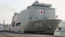 2 Kapal Perang Siap Diberangkatkan untuk Evakuasi Korban Asap di Sumatera dan Kalimatan