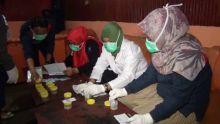 Polres Dharmasraya Lakukan Razia dan Tes Urine di Tempat Hiburan Malam