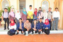 Wako Padang Canangkan Padang Bersih, Mahasiswa STKIP PGRI Beraksi
