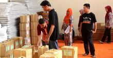 KPU Dharmasraya Terima Logistik Gelombang Kedua
