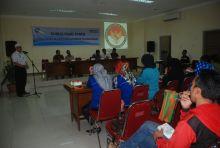 KPID Sumbar Adakan Sosialisasi Soal Penyiaran di Padang Panjang