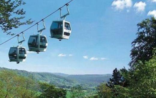 Manjakan Wisatawan, Pemko Padang Tawarkan Investor Bangun Cable Car di KWT Gunung Padang