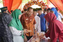Operasi Pasar dan Baznas Peduli Sangat Membantu Warga Kota Padang