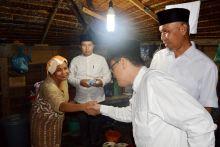 Singgah Sahur di Kayu Kalek, Wako Padang Berjanji, Rumah Ulut Akan Rancak Sebelum Lebaran