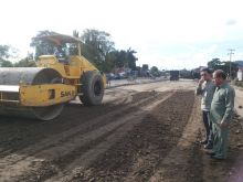 Pembebasan Lahan Tuntas, Pembangunan Jalan By Pass Padang Pariaman-Padang Capai 75 Persen