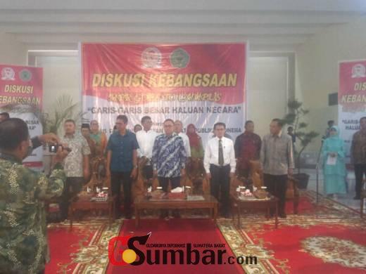 Berkunjung ke Padang, Ketua MPR RI Dukung Penuh IAIN Imam Bonjol Jadi Universita Islam Negeri