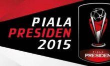 Maung Bandung Taklukkan Laskar Wong Kito 2-0 pada Final Piala Presiden 2015