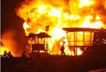 27 Rumah Hangus, 125 Jiwa Kehilangan Tempat Tinggal di Talang Babungo, Solok