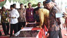 Menteri PUPR Basuki Hadimuljono Resmikan Sejumlah Infrastruktur di Kota Pariaman