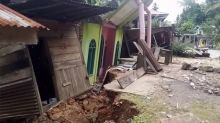 Rumah Rusak Parah karena Tanah Bergerak, Sejumlah Warga Koto Alam Mengungsi