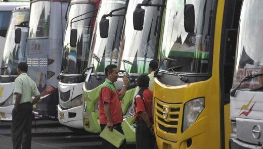 Goriau Tiket Pesawat Mahal Penumpang Bus Padang Jakarta