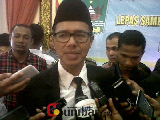 Rabu Pagi Ini, 12 Pasangan Bupati dan Walikota Terpilih Dilantik Gubernur Irwan Prayitno, Solok Selatan Gelombang II