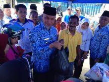 Harga Beras Naik, Pemko Padang Gelar Operasi Pasar