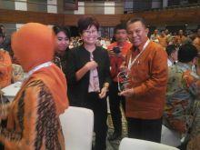 Penghargaan Dukungan Kepala Daerah Momentum Menggetarkan