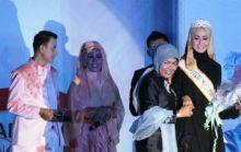 Putri Muslimah 2016 Hadir, Penutupan Pariaman Fashion 2016 Tambah Ramai