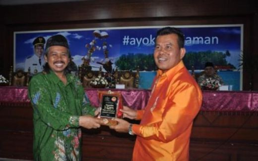 Telusuri Jejak Islam Minangkabau, Tim Ekspedisi NU Singgahi Kota Pariaman