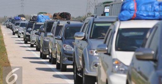 Tiket Pesawat Mahal, Perantau Minang akan Pulang Basamo dengan Ribuan Mobil