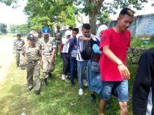 Satpol PP Payakumbuh Ciduk Empat Pasang Siswa di GOR Kubu Gadang