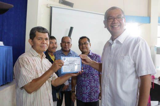 Program Pengentasan Kemiskinan Jadi Prioritas Utama, 98 Unit RTLH Peroleh Bantuan Perumahan Swadaya