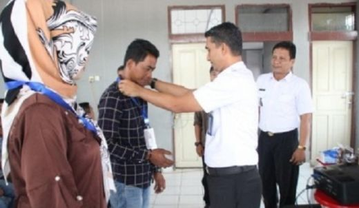 Warga Binaan Lapas Bukittinggi Dilatih Jadi Barista Kopi