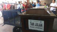 Tiba di Padang, Jenazah Karyawan Telkomsel Korban Lion Air JT-610 Langsung Dibawa ke Limapuluh Kota