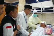 Kondisi 4 Jamaah Embarkasi Padang Korban Crane di Masjidil Haram Tak Mengkhawatirkan