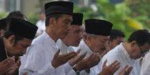 Batal di Padang, Presiden Jokowi Akan Sholat Idul Adha di Lapangan Wirabraja Bukittinggii