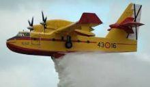 Tiap Tahun Kabut Asap, Pemerintah Akan Beli Pesawat Khusus Pemadam Api Berkapasitas Besar