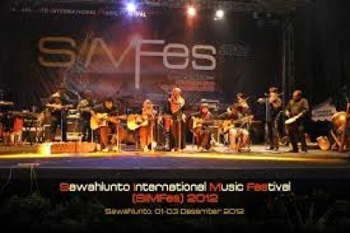 SAWAHLUNTO INTERNATIONAL MUSIC FESTIVAL 2017
